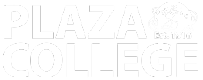 Plaza College logo