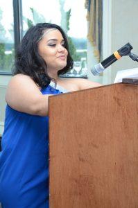 Speech Jeanette