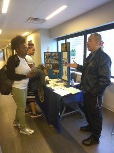 On June 29, The US Department Of Justice Visited Plaza College To Discuss  Entry Level Opportunities For All Majors. Officer Teddy Moreira, Senior  Officer ...